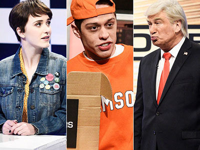 Trump's Border Wall 'Deal or No Deal' -- Plus, Generations at War: The Game Show on 'SNL'