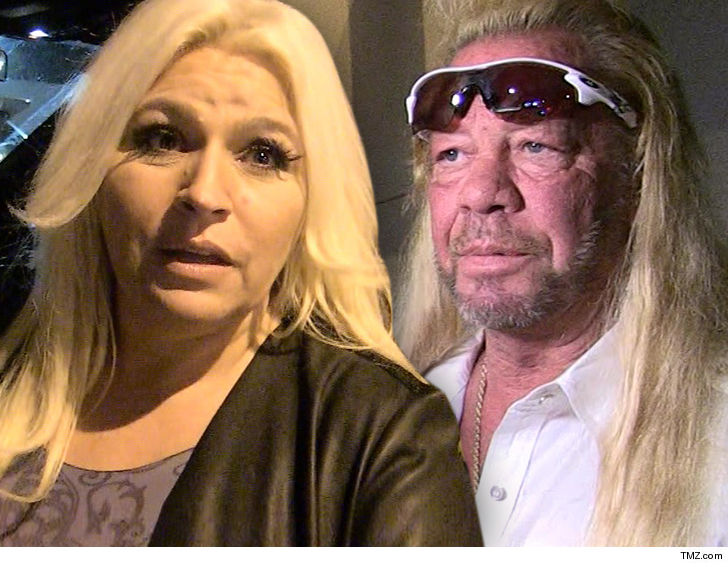 Dog the Bounty Hunter Chemotherapy Won't Stop Beth From Filming New Show