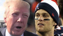 Donald Trump Congratulates Tom Brady, Olive Branch?