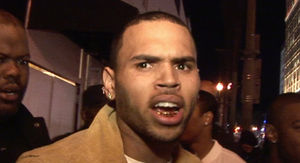 Chris Brown Arrested in Paris for Rape and Drug Charges