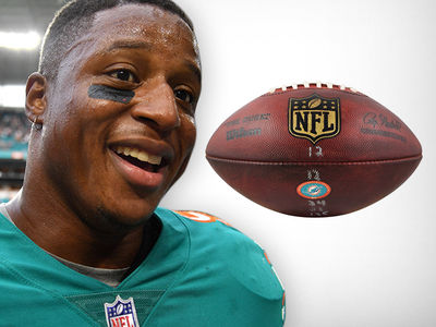 Kenyan Drake's 'Miami Miracle' Ball Sells For $18k At Auction