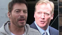 Harry Connick Jr. Boycotting Super Bowl, Refs Screwed My Saints