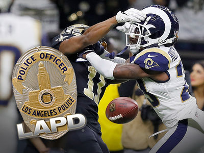 LAPD Shades New Orleans, You Were Robbed?!