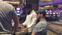 Ezekiel Elliott Hits Vegas Craps Table With Cowboys Teammates To Get Over Playoff Loss