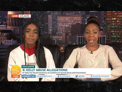 R. Kelly's Ex-Wife Claims He Was Abusive in Their Marriage