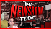 TMZ Newsroom: Cops Visit Blac Chyna After Caller Claims She Was Drunk, Neglecting Dream