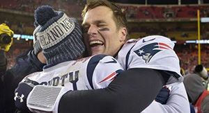 Tom Brady Shares Epic Instagram With Rob Gronkowski