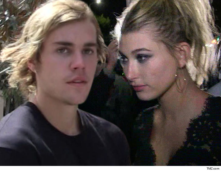 Justin & Hailey Bieber Wedding Ceremony Postponed ... Third Time's Not a Charm