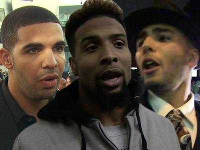 Drake, Odell Beckham Jr. Sued Over Nightclub Beatdown