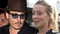 Johnny Depp Files New Legal Docs Claiming Proof He Never Struck Amber Heard