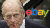 Prince Philip 'Car Crash Parts' Listing Pulled by eBay