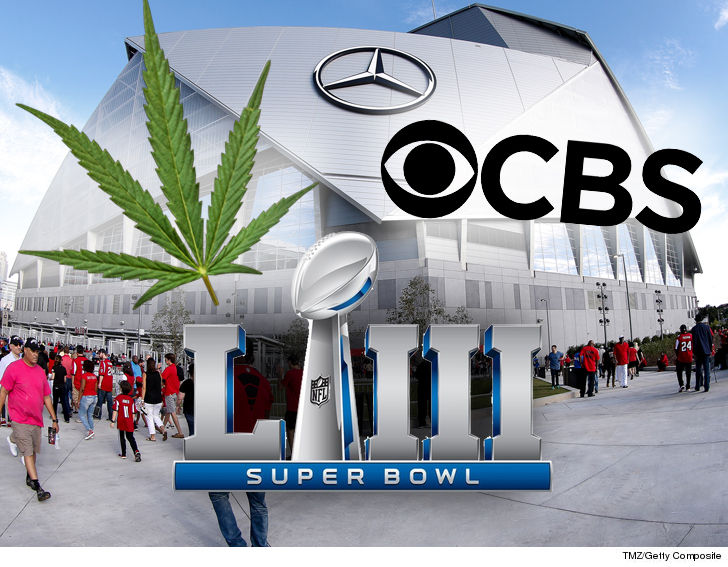 Image result for cbs reject marijuana ad