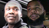 Meek Mill & The Game Hit the Studio to Bury Their Beef