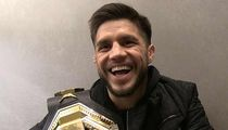 Henry Cejudo Says He'd Kick John Cena's Ass For Nikki Bella's Love!!