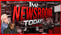 TMZ Newsroom: Chris Brown Arrested in Paris for Rape and Drug Charges