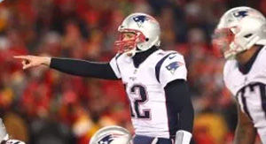 NFL Investigating Laser Pointer Directed At Tom Brady In AFC Title Game