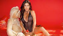 Arianny Celeste's Valentine's Lingerie Photos Will Engorge Your Heart