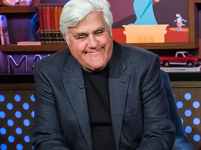 Leno Talks Letterman Feud and Reveals Which Big Name REFUSED to Be on 'The Tonight Show'
