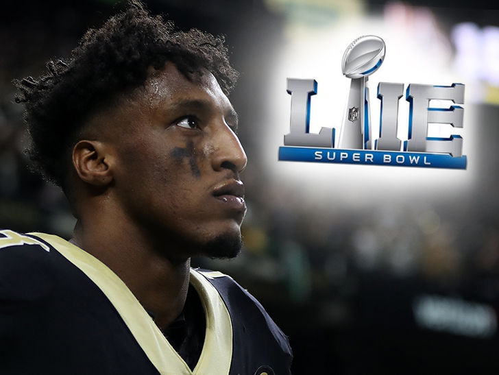 Michael Thomas Still Pissed Over Saints Loss, 'Super Bowl LIE'