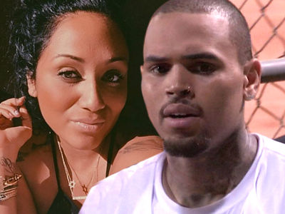 Chris Brown's Baby Mama Nia Guzman's Home Burglarized in Los Angeles