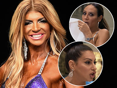 'RHONJ' Recap: Teresa WINS Fitness Competition Before EXPLOSIVE Trip to Cabo!