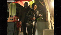 Chris Pratt and Katherine Schwarzenegger Grab Dinner with His Son, Jack