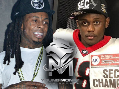 Lil Wayne Signs Top NFL Draft Prospect Deandre Baker To Young Money Sports