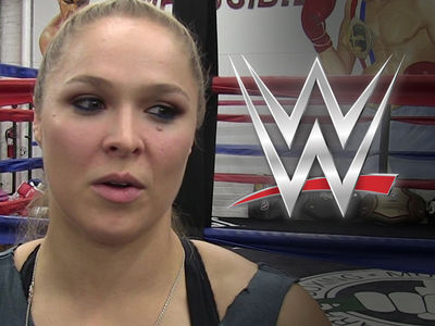 Ronda Rousey Is Not Leaving WWE