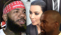 The Game Was Warned to Drop Kim Kardashian Sex Lyric, Kylie Mentioned Too