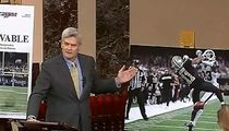 Louisiana Senator Rips NFL On Senate Floor Over NFC Title Game, 'Travesty, Outrage'