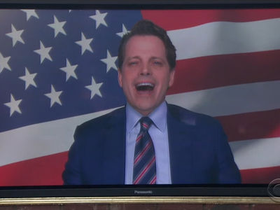 Anthony Scaramucci Leaves 'Big Brother' House In Surprise Twist