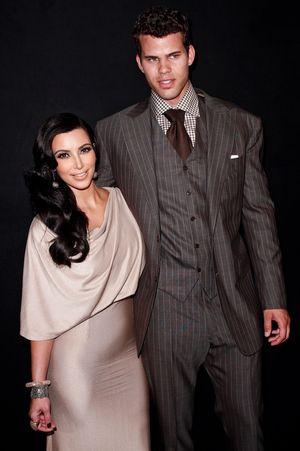 Kim Kardashian and Her Exes