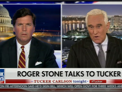 Roger Stone Arrested in FBI Raid, Asks Public For Money For His Defense