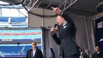 Tom Brady & The Patriots Play Send-Off Rally Like Underdogs