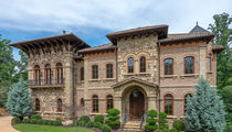 Champ Bailey's ATL Mansion with Elevator Hits Auction Block