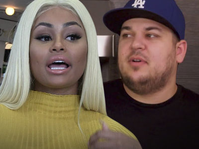 Blac Chyna Says Rob Kardashian Was Jealous She Was in Hawaii With Kid Buu