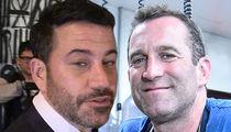 Jimmy Kimmel's Friend's Arrest Was Largely Based on Wife's ID