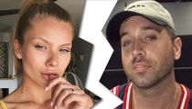 Josie Canseco Splits with Mike Stud, 'He's Not Cheating On Me'