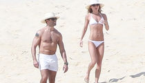 Kelly Ripa and Mark Consuelos Show Off Hard Bods in Mexico