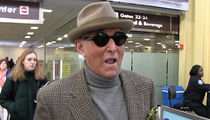 Roger Stone Talks Prison Fashion & Loyalty Ahead of Arraignment