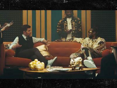 2 Chainz & Adam Scott Team Up for Super Bowl, Interactive Expensify Spot