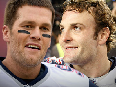 Tom Brady Out-Chugged Wes Welker In Best Bar Night Ever, Says Ex-Teammate