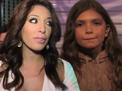 Farrah Abraham Defends Posting Video of Sophia Dancing in Underwear