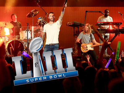 NFL Cancels Maroon 5 Super Bowl Halftime Show Press Conference