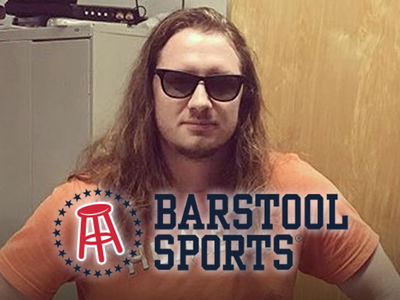 Barstool Sports Stars Banned from Super Bowl Over Fake Press Passes