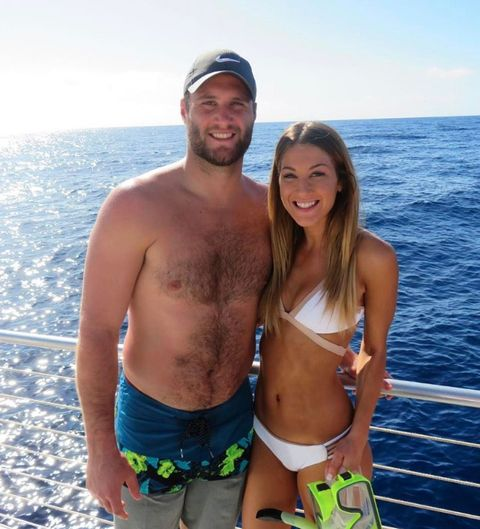 Rio Hager is married to Rams linebacker Bryce Hager