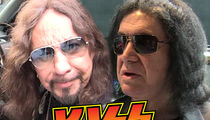 Ex-KISS Guitarist Ace Frehley Claims 'Sex Addict' Gene Simmons Groped His Wife