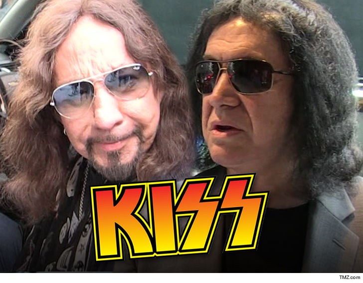 Ex Kiss Guitarist Ace Frehley Claims Sex Addict Gene Simmons
