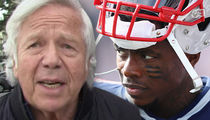 Robert Kraft Says Josh Gordon's Addiction Demons 'Makes Us Sad'