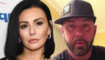 JWoww Posts Video of Estranged Husband Roger Throwing Her to The Ground